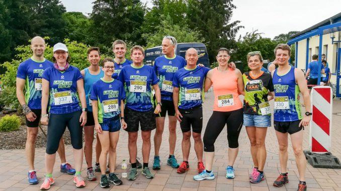 Naturlauf Trebbin - Laufklub Berlin